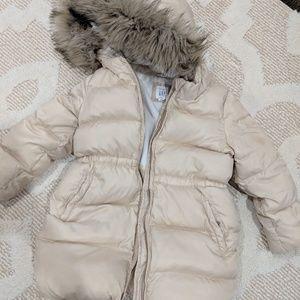 Other - Gap toddler puffer warmest coat 4t